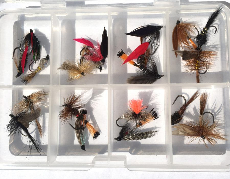 Fly Fishing Bread Fly Trout Carp Mullet Megapack UK Size 4-12 24 Flies PACK#46