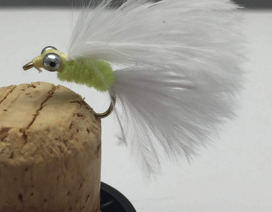 FlyFishing Flies Lure Baby Doll X 9 Flies for trout chub perch pike fishing #142